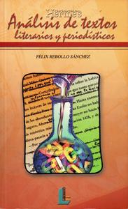 Portada de la obra Análisis de textos literarios y periodísticos