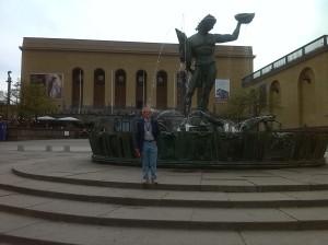 Gotemburgo, mayo de 2014