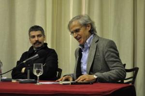 Imagen de la presentación del acto