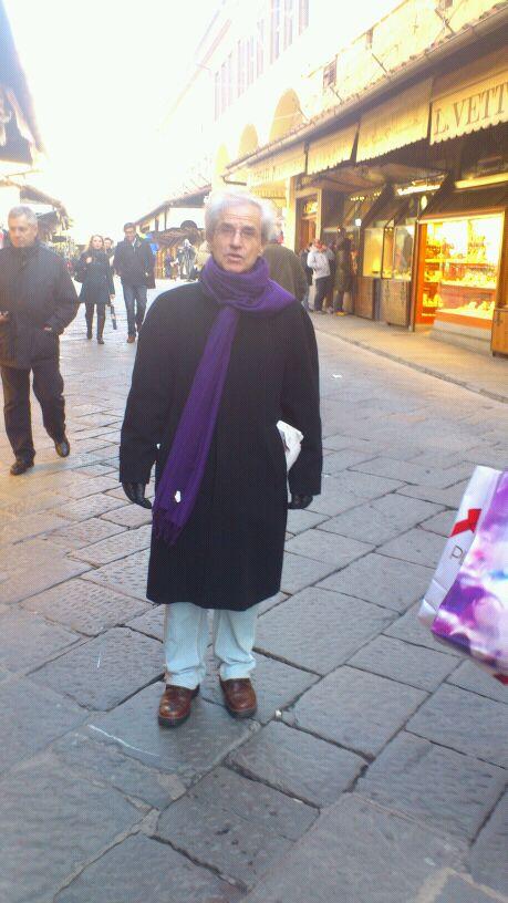 Firenze, diciembre, 2012
