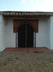 Puerta de san Matías. Los ranchos en la primera semana de mayo