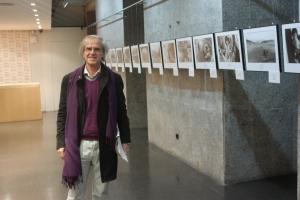 En el Blanquerna de Madrid con motivo de la exposición de J. Verdaguer