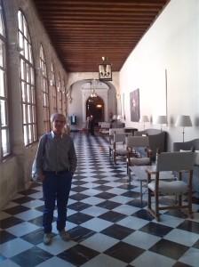 En el Parador de Cuenca, antiguo semillero de vocaciones vicencianas